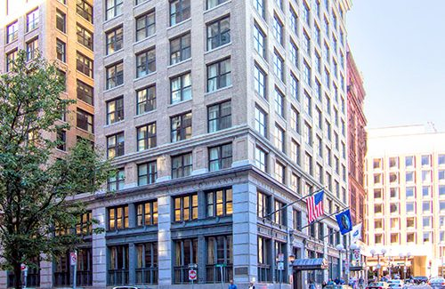 40 Court Street Boston, MA office space for lease